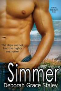 Review Simmer by Deborah Grace Staley