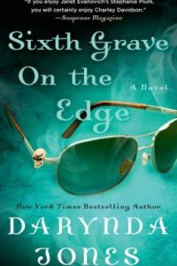 Review Sixth Grave on the Edge by Darynda Jones