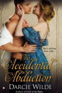 Review The Accidental Abduction by Darcie Wilde