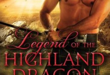 #Review: Legend of the Highland Dragon by Isabel Cooper