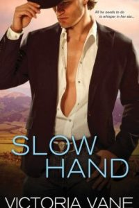 Review Slow Hand by Victoria Vane