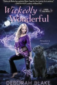 Review Wickedly Wonderful by Deborah Blake
