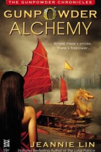 Review Gunpowder Alchemy by Jeannie Lin