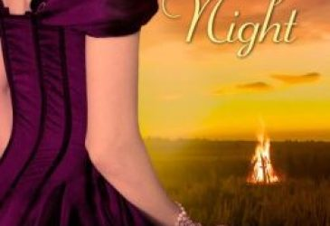 Bonfire Night by Deanna Raybourn #AfternoonDelight #Review