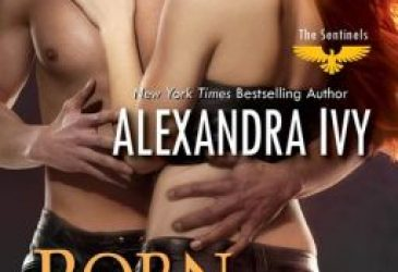 New series, new author, slow start – Born in Blood by Alexandra Ivy #review