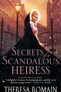 Review Secrets of a Scandalous Heiress