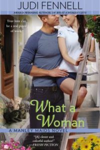What a Woman by Judi Fennell