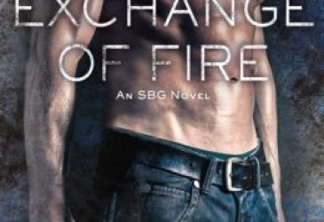 Exchange of Fire by P.A. DePaul #Review