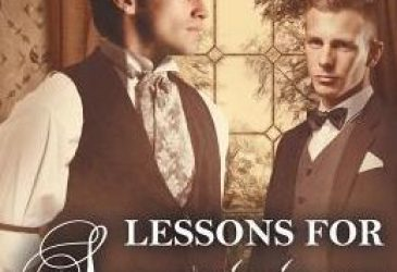 Lessons for Suspicious Minds by Charlie Cochrane #Review
