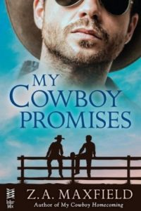 My Cowboy Promises by Z.A. Maxfield