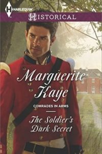 The Soldier's Dark Secret by Marguerite Kaye
