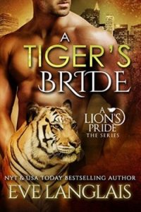 A Tiger's Bride by Eve Langlais