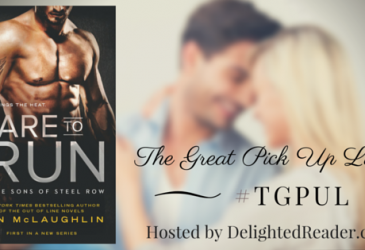 #TGPUL with Jen McLaughlin – Dare to Run