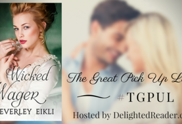 #TGPUL with Beverley Eikli – Wicked Wager