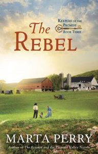 Sweet Delight Review: The Rebel by Marta Perry