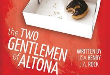 Two Gentlemen of Altona by Lisa Henry and J.A. Rock, narrated by Nick J. Russo #AudioBook