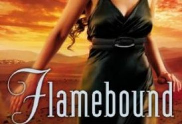 Flamebound by Tessa Adams #Review