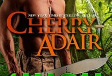Hush by Cherry Adair #Review