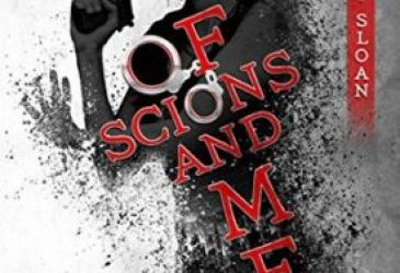 Of Scions and Men by Courtney Sloan #Review