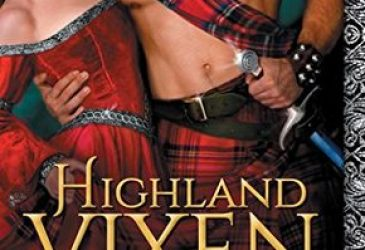 Highland Vixen by Mary Wine #TGPUL