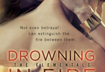 Review: Drowning in Fire by Hanna Martine