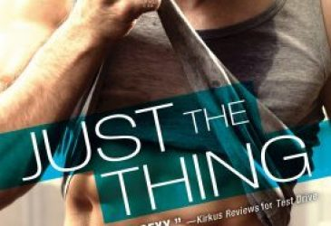Spotlight: Just the Thing by Marie Harte
