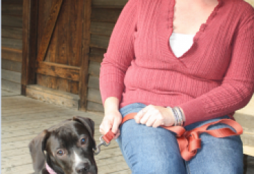 Spotlight: A New Leash on Love by Debbie Burns