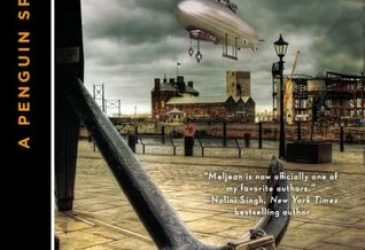 Review: Tethered by Meljean Brook