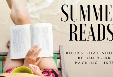 What Book Are We Packing Next? Summer Reads!