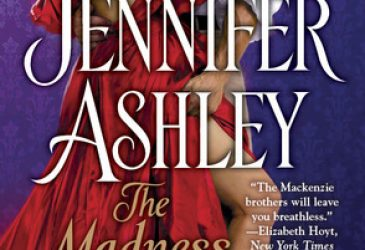 Review: The Madness of Lord Ian Mackenzie by Jennifer Ashley