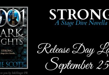 Spotlight and Excerpt: Stage Dive Novel by Kylie Scott