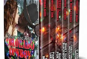 Review: Christmas With a Colorado Cowboy by Cindi Myers, Pamela Jane Larson, Marje Porter, Mary Ellen Blackwood, Christina Hovland, and D'Ann Lindun