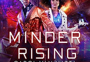 Sweet Delight Review: Minder Rising by Carol Van Natta
