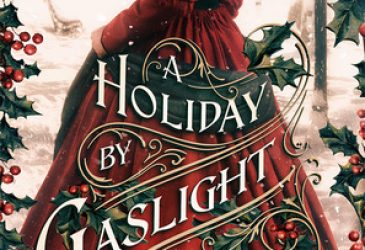 Review: A Holiday by Gaslight by Mimi Matthews