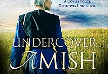 DNF: Undercover Amish by Ashley Emma