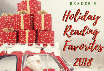 Delighted Reader's Holiday Reading Favorites 2018 #HolidayDelight