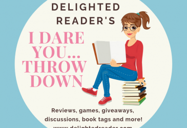 I Dare You Throw Down – Sophia's Top Five Thrilling Reads