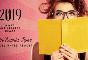 Most Anticipated Reads for 2019 (and also didn't get around to in 2018)