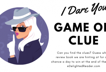 I Dare You Game of Clue – Thriller Edition #Giveaway