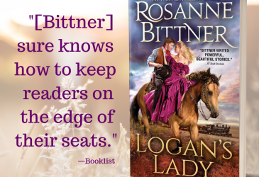 Spotlight: Logan's Lady by Rosanne Bittner #Giveaway