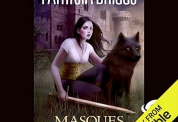 Review: Masques by Patricia Briggs