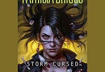 Audiobook Review: Storm Cursed by Patricia Briggs