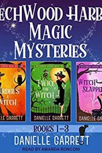 The Beechwood Harbor Magic Mystery Series by Danielle Garrett