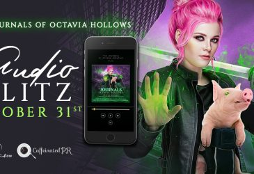 Spotlight: The Journals of Ocavia Hollows by Stacey Rourke