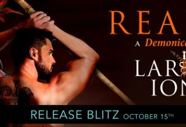 Review: Reaper by Larissa Ione  #Excerpt