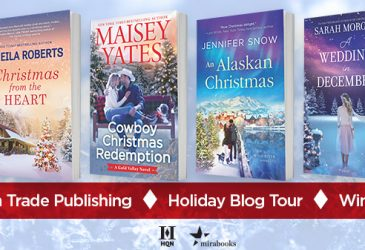 Spotlight: Harlequin Holiday Blog Tour with Sarah Morgan
