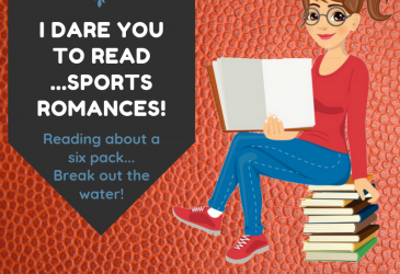I Dare You:  Fall Sports Romance Book Tag