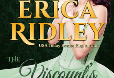 Review: The Viscount's Christmas Temptation by Erica Ridley