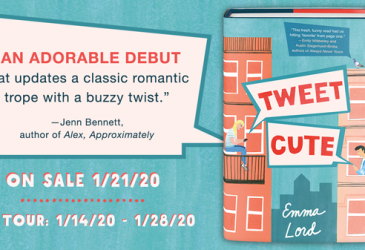 Spotlight & Excerpt: Tweet Cute by Emma Lord