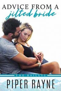 Advice From a Jilted Bride by Piper Rayne